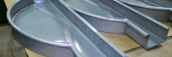 Klempnerarbeiten: Rinnenerweiterung Scheßlitz