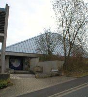 Metalleindeckung für Kirchtürme: Kirche Walsdorf