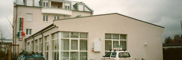 Metalleindeckung: Rodez 7 Bamberg