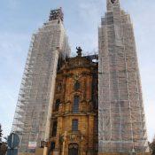 Restaurierung von Bauornamenten / Klempnermanufaktur: Kirche Basilika Vierzehnheiligen