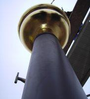 Restaurierung von Bauornamenten / Klempnermanufaktur: Kirche Ebensfeld