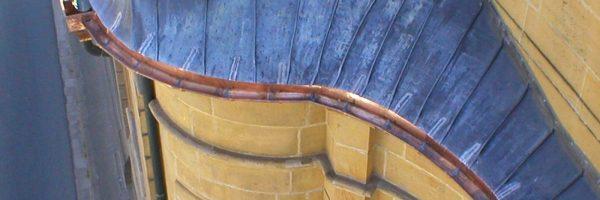 Restaurierung von Bauornamenten / Klempnermanufaktur: Kirche Frauendorf