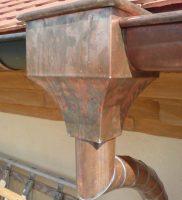 Restaurierung von Bauornamenten / Klempnermanufaktur: Kirche Stettfeld