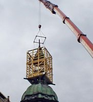 Klempnerarbeiten in der Denkmalpflege: Klosterkirche Ebrach