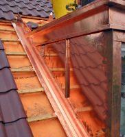 Klempnerarbeiten: EFH Bamberg Kupfer