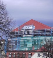 Metalleindeckung: Messerschmitt Bamberg