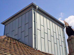 Restaurierung von Bauornamenten / Klempnermanufaktur: Altes Brauhaus Trabelsdorf