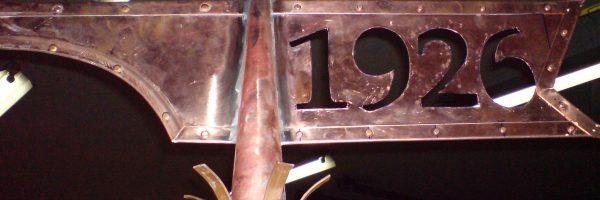 Restaurierung von Bauornamenten / Klempnermanufaktur: Untermerzbach Kugeln